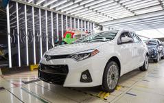 トヨタ、4年ぶりのマイナスで世界生産900万台に届かず…2015年実績 画像