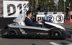 鈴鹿サーキットのEVカート、オートサロンでお披露目…サーキット・チャレンジャー 画像