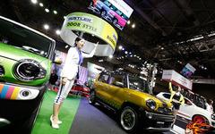 【大阪オートメッセ16】関西最大級のカスタム&チューニングイベント…2月12日~14日 画像