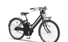 電動アシスト自転車「PAS Mina」の2016年モデルを発表…小型スピードセンサーを搭載 画像
