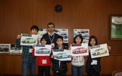 トヨタ自動車など、聾学校児童を招待…工場見学やカーデザインを体験 画像