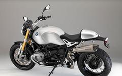 BMWモトラッド R nineT に限定モデル…グリップヒーターとアルミタンクを装備 画像