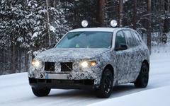 BMW X5 次世代モデル、初のデザイン大刷新か!? 画像