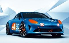 アルピーヌ、謎の新型車を初公開へ…新型スポーツカーか 画像