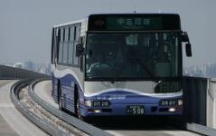 名古屋ガイドウェイバス、3月からICカード全国相互利用サービスに対応 画像