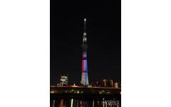 東京スカイツリー、「スター・ウォーズ」ライティングを再点灯 2月8日から 画像