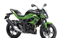 【東京モーターサイクルショー16】カワサキ、新型スーパーネイキッド Z250SL を出展 画像