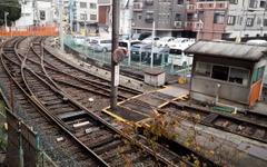 阪堺電軌上町線、役目を終えた200mの線路と普段どおりの門前町[フォトレポート] 画像