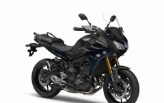 ヤマハ MT-09 トレーサー ABS、新色ガンメタ/ブルーを設定 画像