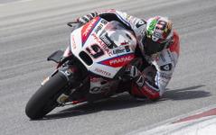 【MotoGP】2016セパンテスト2日目は転倒者が続出…ペトルッチがトップ 画像