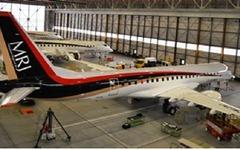 三菱航空機、MRJの飛行試験を2月上旬から再開へ 画像