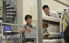 JAXA、大西宇宙飛行士の訓練を公開…「材料実験に携わることが楽しみ」 画像