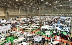 【キャンピングカーショー16】泊まれるクルマ、遊べるクルマ300台が集結…2月11-14日 画像