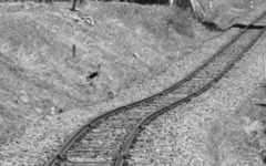 JR西日本、山陰線田儀駅の土砂流入で一部運休 画像