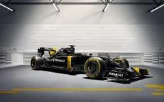【F1】ワークス復帰のルノー、2016参戦マシン『R.S.16』を発表 画像