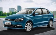 【デリーモーターショー16】VW、アメオ 初公開…初のインド向け小型セダン 画像