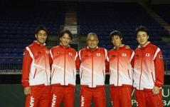 JAL、国別対抗戦に出場するテニス日本代表チームを支援…錦織圭選手も出場 画像