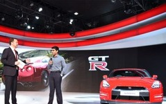 【デリーモーターショー16】日産 GT-R、インド初投入…9月に発売 画像