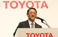 トヨタ自動車の第3四半期決算…販売台数減少も円安効果などで営業益9%増の2兆3056億円 画像