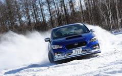 スバルAWDのすべてを雪上で試す…「フルタイム」だからこその走破性を実感 画像