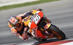 【MotoGP】ホンダのペドロサ、スロースタートながら気合満点のシーズンイン 画像