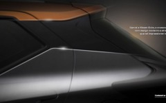 日産の南米向け新型SUV、キックス…個性的デザインが見えた 画像