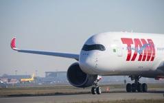 TAM航空、ニューヨーク=サンパウロ線にA350XWB投入へ…7月23日 画像