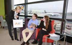 ルフトハンザドイツ航空、オンラインショッピングの新サービス開始へ…フランクフルト空港 画像