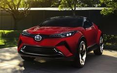 サイオン C-HR、幻に…ブランド廃止でトヨタから発売へ 画像