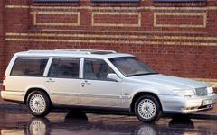 ボルボの最上級ワゴン、V90 …18年ぶりに復活へ 画像
