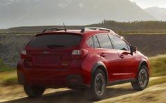 【シカゴモーターショー16】スバル インプレッサ XV、米国で限定車…鮮烈な赤 画像