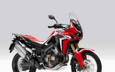 ホンダ、新開発エンジン搭載の CRF1000L アフリカツイン を発売 画像