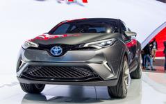 【ジュネーブモーターショー16】トヨタ C-HR コンセプト、市販版を初公開へ 画像