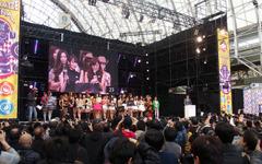 【大阪オートメッセ16】初日の入場者が昨年上回る、週末はエンタメイベント目白押し 画像