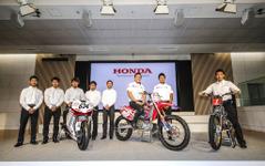 全日本ロードは高橋巧ら、MXは成田亮らで頂点を…ホンダ2016年モータースポーツ体制 画像