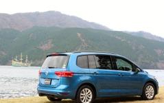 【VW ゴルフトゥーラン 新型】シンプル&クリーンから、スポーティ&ダイナミックに 画像