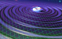 重力波望遠鏡 LIGO で重力波の検出に初成功、アインシュタインが100年前に予言 画像