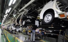トヨタ自動車、国内完成車組み立てラインの稼働を再開 画像