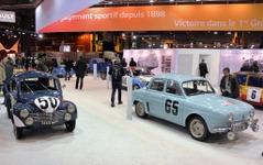 フランス最大級のクラシックカーショー、現地メーカーは「歴史」アピール 画像