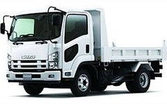 いすゞ自動車、UDトラックスへ中型トラックをOEM供給…2017年より開始予定 画像