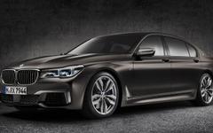 【ジュネーブモーターショー16】BMW 7シリーズ に「M」…V12ツインターボは600馬力 画像