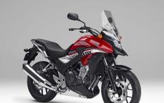 ホンダ、アドベンチャースポーツ 400X の外観デザインを一新 画像