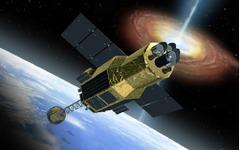 X線天文衛星「ひとみ」、軌道計算で所定の軌道への投入に成功を確認 画像