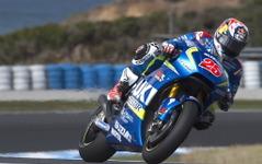 【MotoGP】フィリップ・アイランドテスト2日目はビニャーレスがトップ、上位は僅差 画像