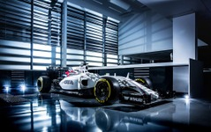 【F1】ウイリアムズ、2016年型マシン「FW38」を公開 画像