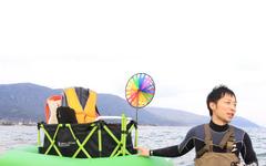 キャリーワゴンがオプションで水陸両用…ドッペルギャンガーアウトドア 画像