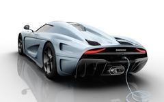 【ジュネーブモーターショー16】ケーニグセグ レゲーラ、量産型を初公開へ…PHVスーパーカー 画像