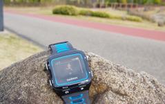 【GARMIN ForeAthlete 920XTJ インプレ前編】水中での心拍モニターも実現する最高峰GPSトレーニングウォッチ 画像