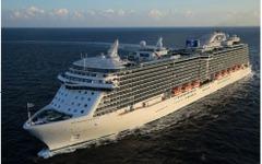 プリンセス・クルーズ、サービスと船内設備をリニューアル 画像