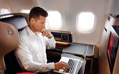 カンタス航空、機内Wi-Fi接続サービスを国内線で導入へ…来年初め 画像